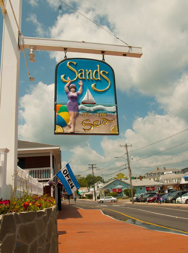 Sands Motel York Beach Maine