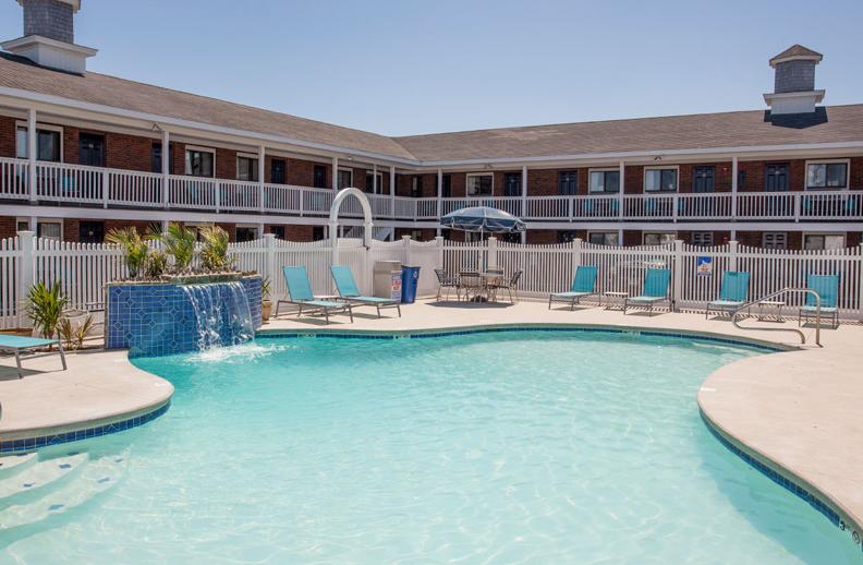 York Beach ME Hotel
